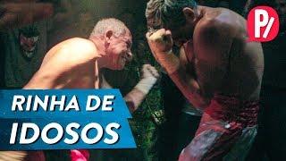 RINHA DE IDOSOS - DIA DOS AVÓS   PARAFERNALHA