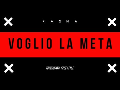 RASNA - TOUCHDOWN FREESTYLE (Prod. Sick Luke) | Lyric Video