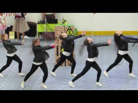 уличные танцы самый крутой танец