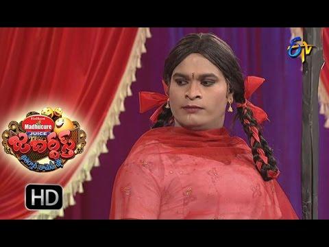 Racha Ravi Performance | Jabardsth | 29th September 2016 | ETV  Telugu