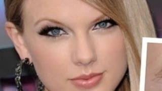 Taylor Swift | Maquillaje Inspirado - Rasgado con doble delineado