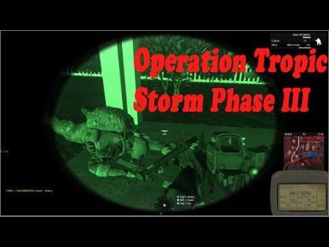 2ndMRB: Operation Tropic Storm Phase III