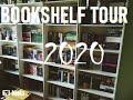BOOKSHELF TOUR 2020 | FILM