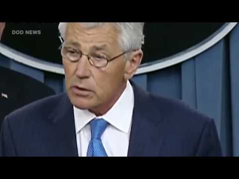 Top three takeaways from the Hagel resignation