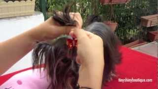 How To Make A Top Knot (yorkshire, Maltese, Shih Tzu)
