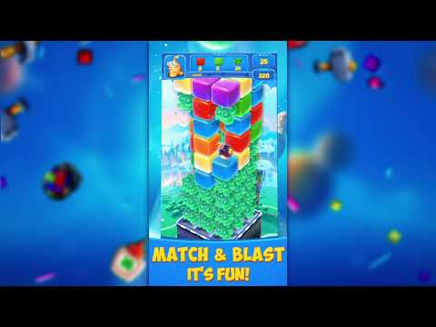Cube Blast: Match For Pc - Download For Windows 7,10 and Mac