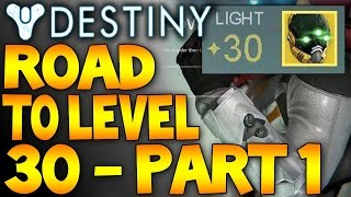 Destiny Road To Level 30 - Ep 1 - Sorry about the noise