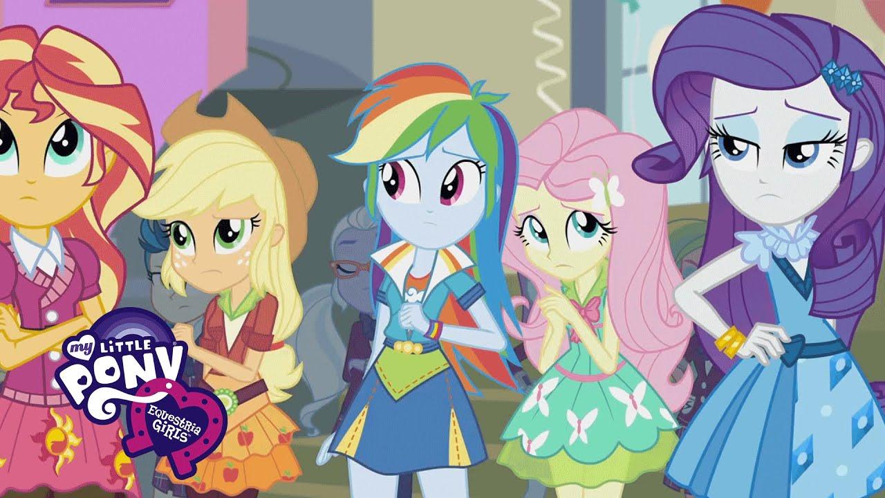 MLP: Equestria Girls - 'Friendship Games' Official Trailer ...