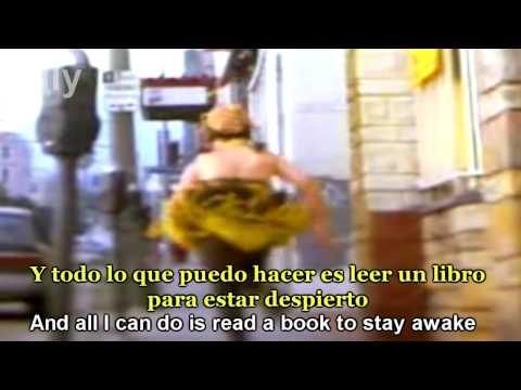 Blind Melon - No Rain Subtitulado Español Ingles