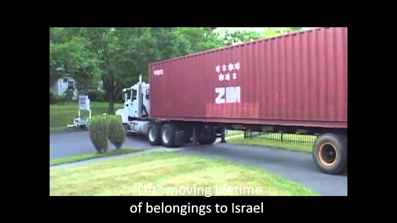 Aliyah to Israel (music by The Maccabeats)