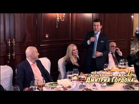 """Дмитрию Гордону — 45! Иосиф Кобзон """"Я люблю тебя, жизнь"""" (2012)"""