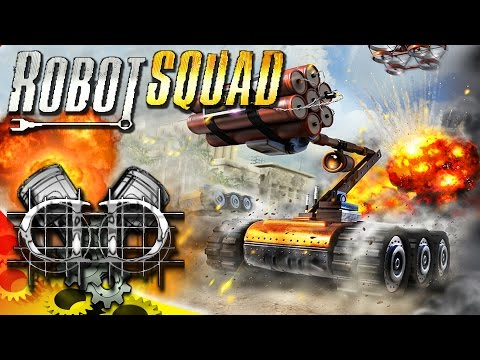 Robot Squad Simulator 2017 Gameplay :EP1: Defusing Bombs Saving the Day! (HD PC Let's Play)