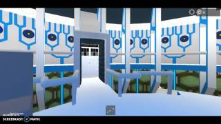 Roblox | The Town of Elderedge!? | TARDIS Flight 2!