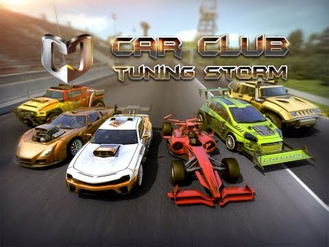 Official Car Club:Tuning Storm Teaser Trailer
