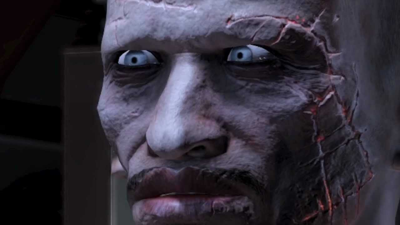 Creepy Shepard Makes Engineer Adams Uncomfortable