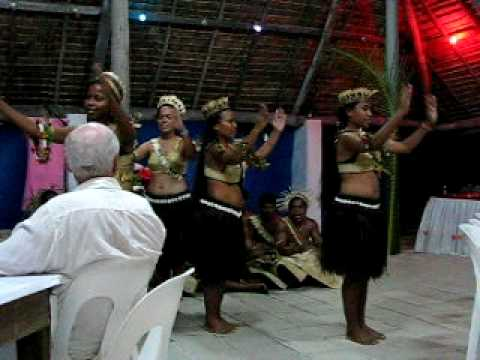 I-Kiribati Traditional Dancers