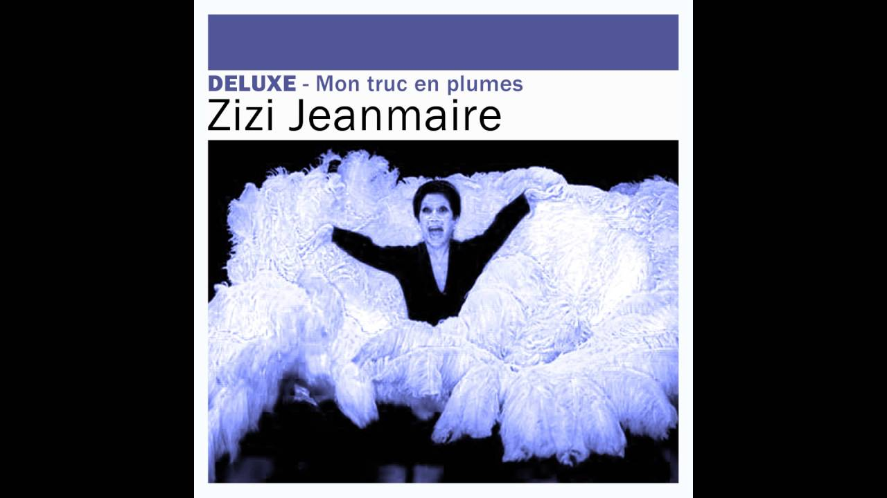 Zizi Jeanmaire Paris Boheme Youtube