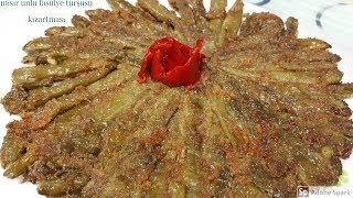 Mısır Unlu Fasulye Turşusu Kızartması - Hülya Ketenci - Yemek Tarifleri