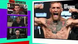 Conor McGregor New Surveillance Video Could Send Him To Jail   TMZ Sports
