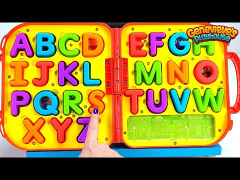 Best Abc Learning For Kids Teach Toddlers Letters Alphabet Sounds Spell My First Words