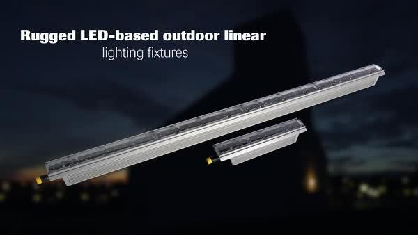 Exterior Linear Ctc Graze Martin Lighting