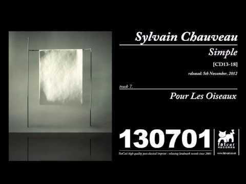 Sylvain Chaveau - Pour Les Oiseaux [Simple]