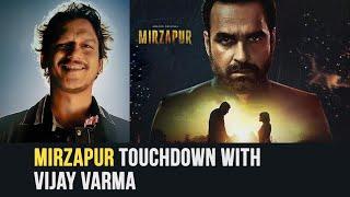 Vijay Varma plays the Mirzapur game | Mirzapur S2