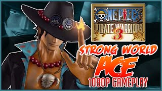 ONE PIECE: Pirate Warriors 3 | Strong World Ace Gameplay「ワンピース 海賊無双3」