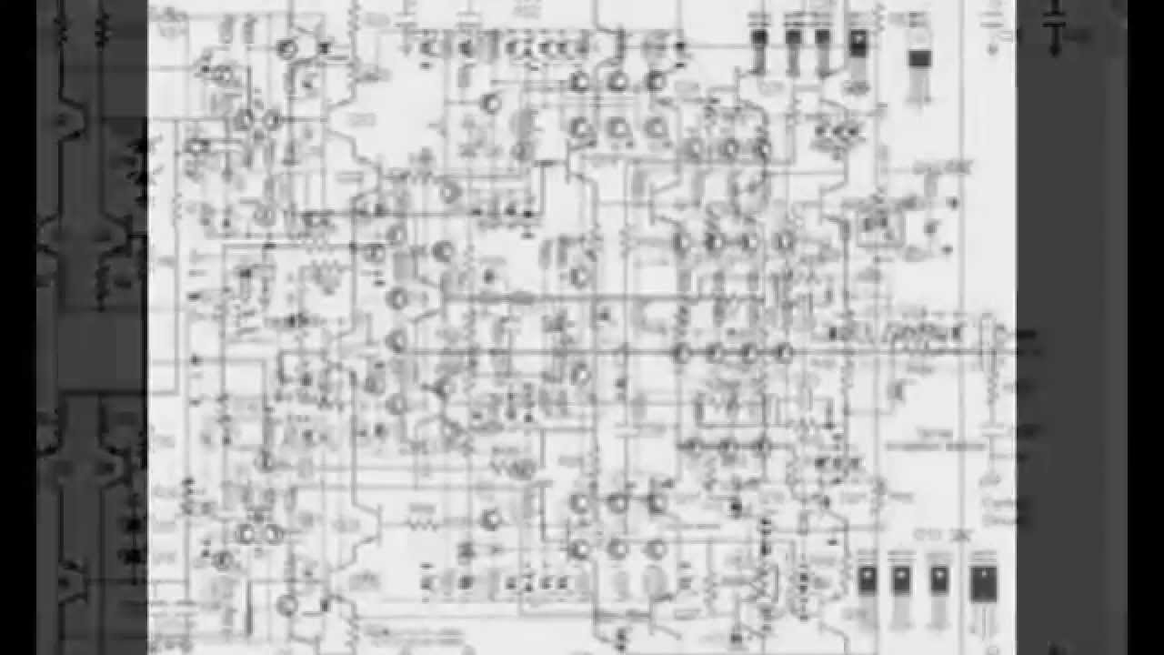 1000 Watts Power Amplifier Schematic Diagrams 2000 W Power Amplifier Circuit Youtube