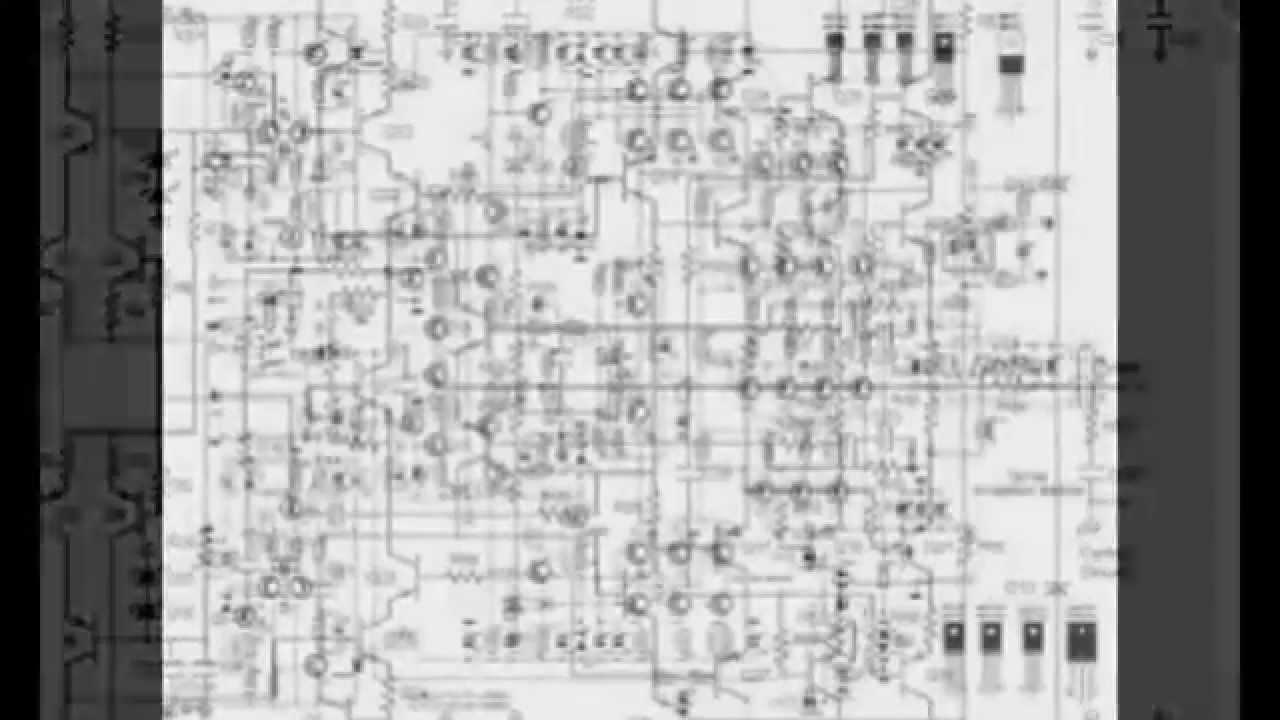 2000 W Power Amplifier circuit  YouTube