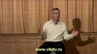 Остеохондроз - лечение(Оздоровительное занятие в Московской Духовной Академии и Семинарии. Полная версия видео доступна на http://vita..., 2010-04-09T19:38:39.000Z)