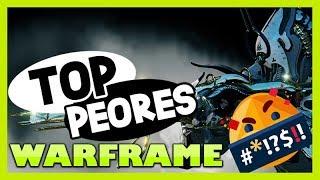 TOP PEORES WARFRAME 😅 Los PEORES Warframe, LOS MÁS INÚT...