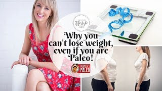 The real reasons you can't lose weight