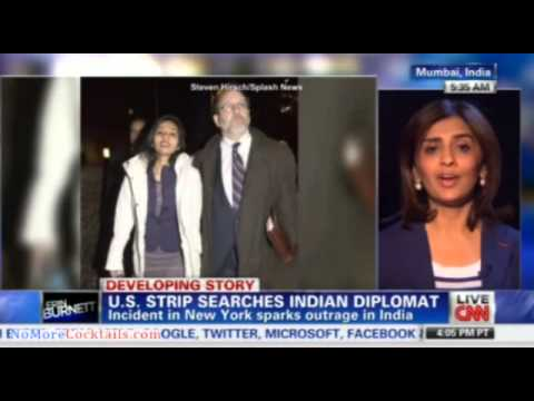 India removing security barriers from US embassy in New Delhi after diplomat strip searched