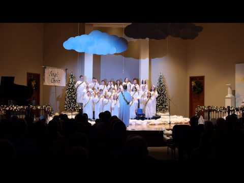 Hark the Herald Angel Christmas Cantata 2014