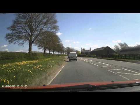 Chelford to Macclesfield