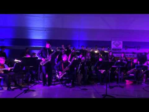 OHS Jazz and Silver Lake Intermediate Ghosts of Elyunque