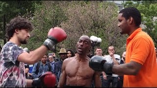 Union Square Boxing In Nyc - Part 01