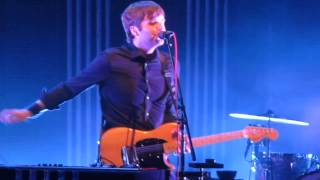 "The Postal Service ""The District Sleeps Alone Tonight"" live at The Greek Theater 7/23/13"
