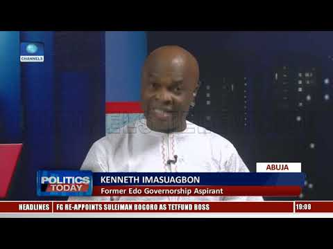 PDP, APC Disagree Over Atiku's Trip To The U.S. Pt.1  Politics Today 