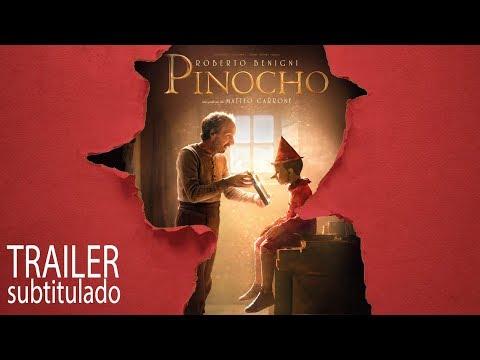 PINOCHO - Matteo Garrone adapta el cuento clásico de Carlo Collodi