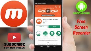 Mobizen | Mobizen Screen Recorder | How to Record your Phone Screen by Mobizen Screen Recorder