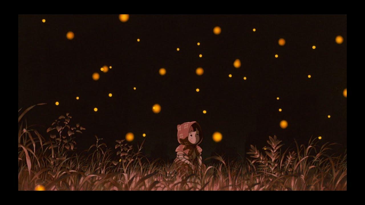 Dance Of Fireflies Grave Of The Fireflies Youtube