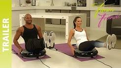 10 Minuten Workout – Vibrationsplatte Slim  - Trailer [HD] II Fitness Friends
