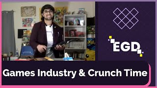 Games Industry and Crunch Time - Waffle Games 4 0