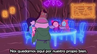 Bravest Warriors - Temporada 2 / Episodio 1 ~ Aeon Worm ~ [Subtitulado al Español]