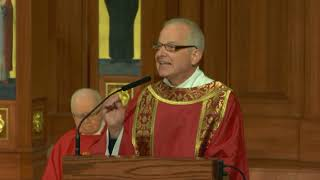 Deacon Art Candido's Homily for Palm Sunday