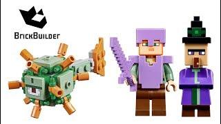 All Lego Minecraft Minifigure Summer 2017 compilation - Lego Speed Build