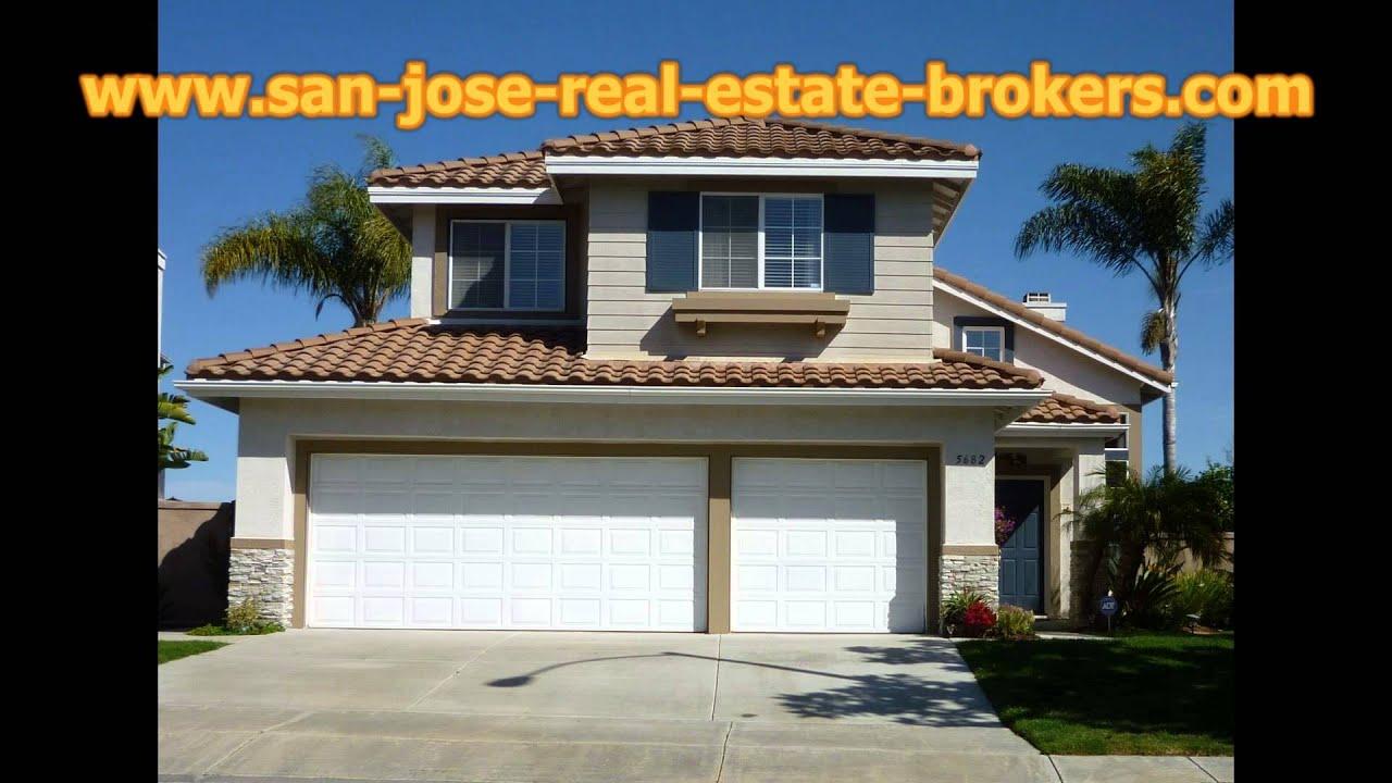 san jose real estate brokers youtube. Black Bedroom Furniture Sets. Home Design Ideas