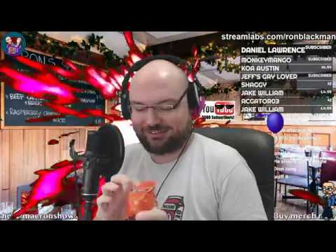 Eating A Carolina Reaper To Celebrate 3000 Subscribers!